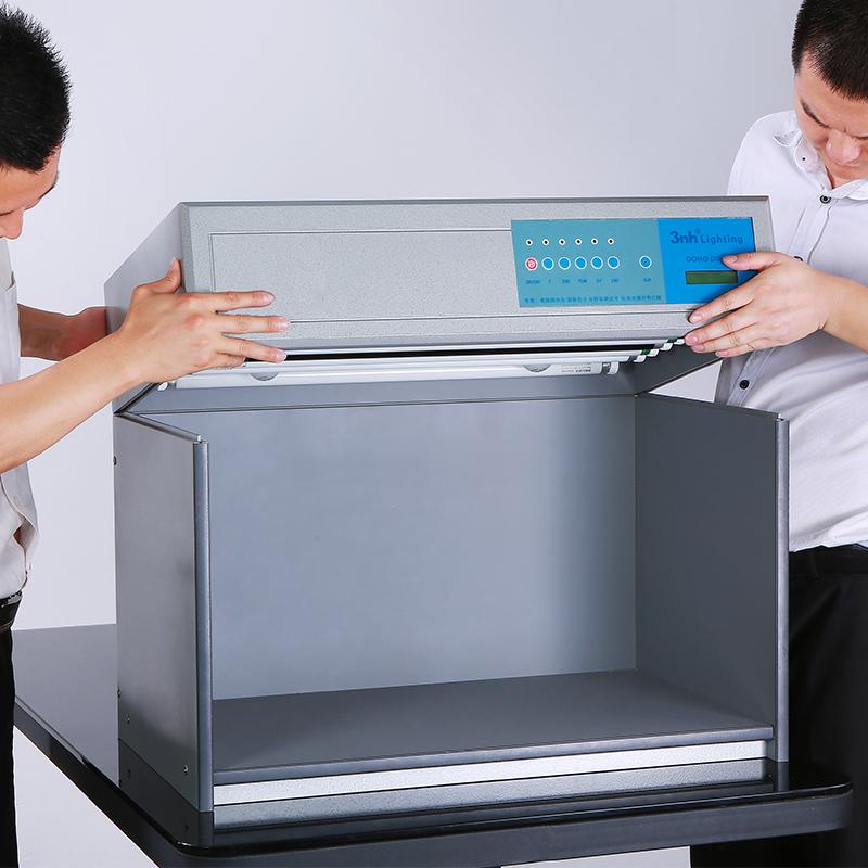 DOHO D60(5)标准光源箱组装